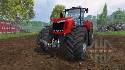 Massey Ferguson 8737 v3.0 für Farming Simulator 2015