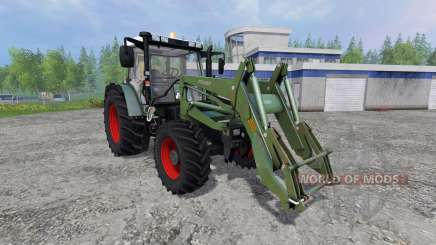 Fendt 380 GTA Turbo v2.0 pour Farming Simulator 2015