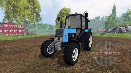 MTZ-892 v1.2 für Farming Simulator 2015
