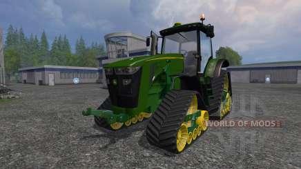 John Deere 8360R Quadtrac pour Farming Simulator 2015