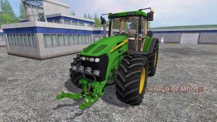 John Deere 7920 v2.0 für Farming Simulator 2015