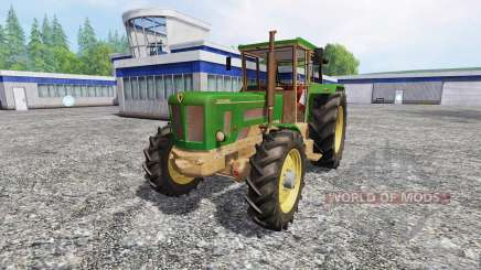 Schluter Super 1050V v2.0 Green für Farming Simulator 2015