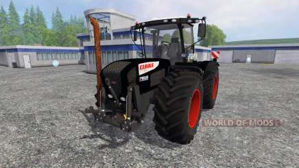 CLAAS Xerion 3300 TracVC Black Edition für Farming Simulator 2015