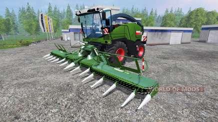 Fendt Katana 65 v2.0 für Farming Simulator 2015