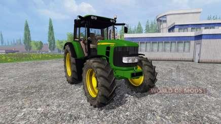 John Deere 6330 Premium v2.0 für Farming Simulator 2015