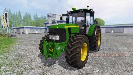 John Deere 6930 Premium v2.0 pour Farming Simulator 2015
