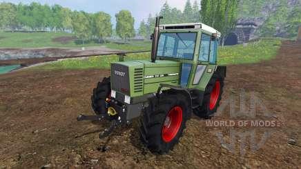 Fendt Farmer 310 LSA v2.4 pour Farming Simulator 2015