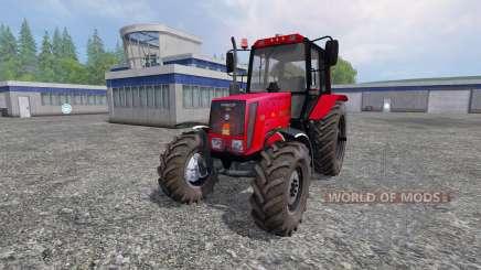 Weißrussisch-826 für Farming Simulator 2015