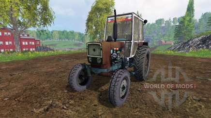 UMZ-CL v2.0 für Farming Simulator 2015
