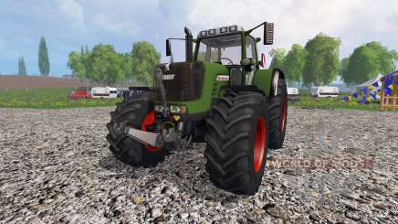 Fendt 930 Vario TMS v1.3 pour Farming Simulator 2015