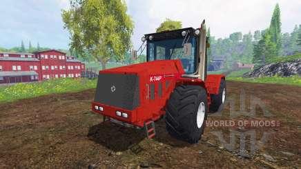 K-R1 744 pour Farming Simulator 2015