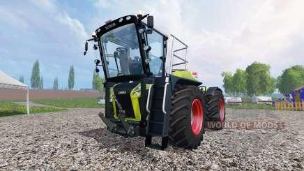 CLAAS Xerion 4000 v0.8 pour Farming Simulator 2015