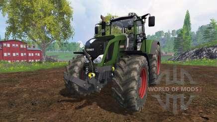 Fendt 828 Vario v2.5 pour Farming Simulator 2015