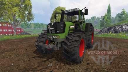 Fendt 930 Vario TMS v2.5 pour Farming Simulator 2015