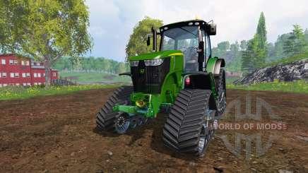 John Deere 7310R v1.2 pour Farming Simulator 2015