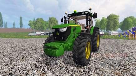 John Deere 6170R v3.0 pour Farming Simulator 2015