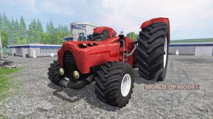 Lizard 2000 pour Farming Simulator 2015