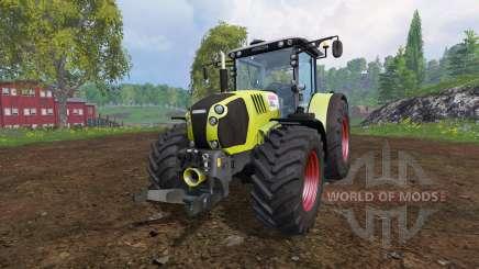 CLAAS Arion 650 v2.1 für Farming Simulator 2015