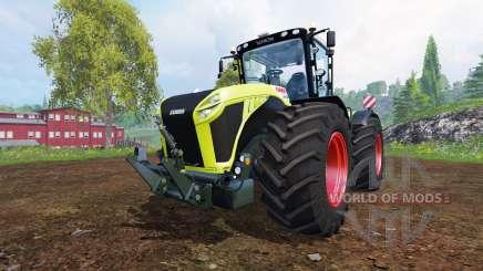 CLAAS Xerion 4500 für Farming Simulator 2015