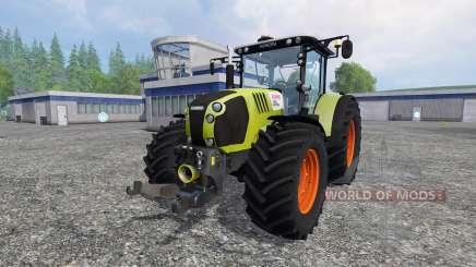 CLAAS Arion 650 v1.1 für Farming Simulator 2015