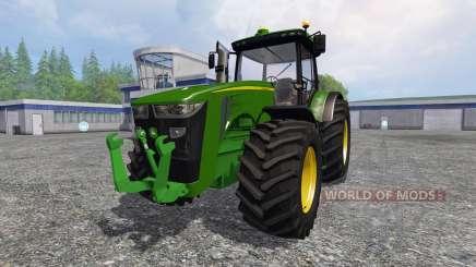 John Deere 8360R pour Farming Simulator 2015