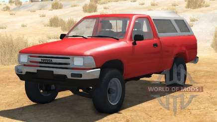 Toyota PreRunner pour BeamNG Drive