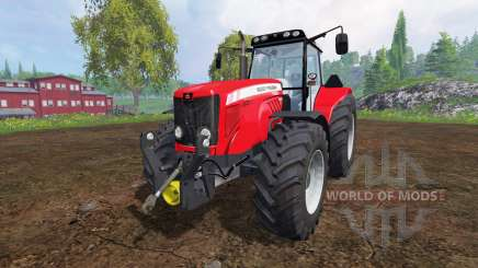 Massey Ferguson 7480 v2.0 für Farming Simulator 2015