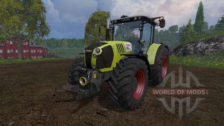 CLAAS Arion 650 v2.0 für Farming Simulator 2015