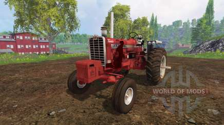 Farmall 1206 single wheel pour Farming Simulator 2015