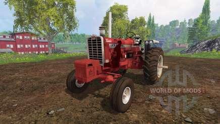 Farmall 1206 single wheel für Farming Simulator 2015