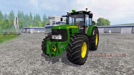 John Deere 6930 Premium v3.0 pour Farming Simulator 2015
