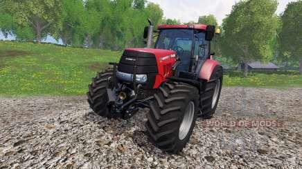 Case IH Puma CVX 215 v2.0 für Farming Simulator 2015