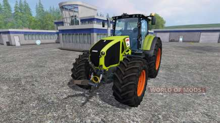 CLAAS Axion 950 v5.0 pour Farming Simulator 2015