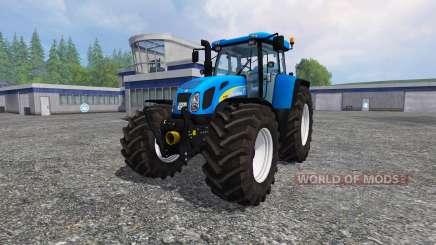New Holland T7550 v3.0 pour Farming Simulator 2015