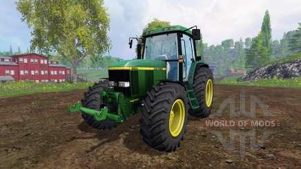 John Deere 6810 v1.1 pour Farming Simulator 2015