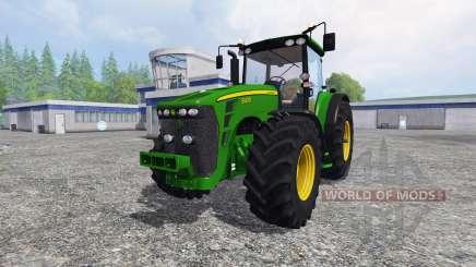 John Deere 8430 v3.0 pour Farming Simulator 2015