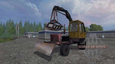 Die LEA-1A-Carpathian für Farming Simulator 2015