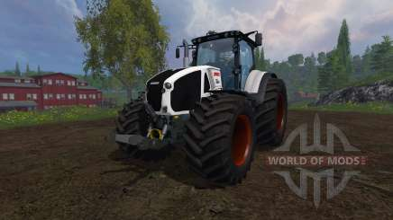 CLAAS Axion 950 white pour Farming Simulator 2015