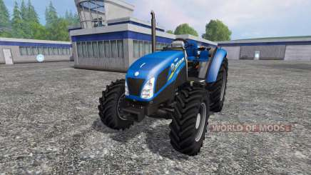 New Holland T4.75 garden edition für Farming Simulator 2015