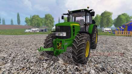 John Deere 6830 Premium FL v3.0 für Farming Simulator 2015