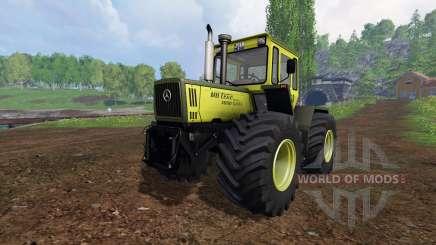 Mercedes-Benz Trac 1600 für Farming Simulator 2015