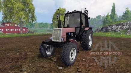 MTZ Belarus 1025 v1.2 für Farming Simulator 2015