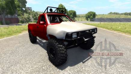 Toyota PreRunner Off-Road pour BeamNG Drive