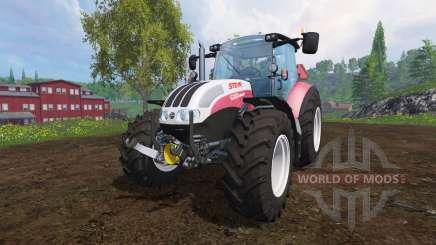 Steyr Multi 6260 für Farming Simulator 2015