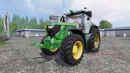 John Deere 6210R v1.1 pour Farming Simulator 2015