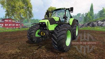 Deutz-Fahr Taurus v1.2 für Farming Simulator 2015
