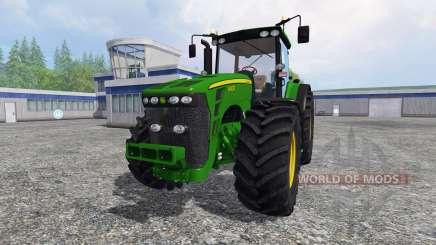 John Deere 8430 v2.0 für Farming Simulator 2015