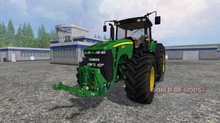 John Deere 8330 v4.0 für Farming Simulator 2015