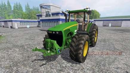 John Deere 8520 v2.0 für Farming Simulator 2015