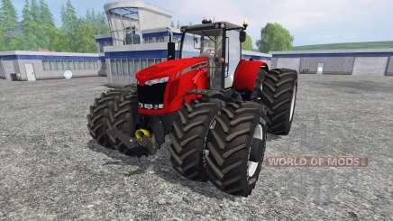 Massey Ferguson 7622 v2.5 pour Farming Simulator 2015